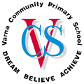 Varna Community Primary School Logo